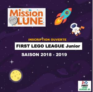 FIRST® LEGO® League Junior  et In-Genius