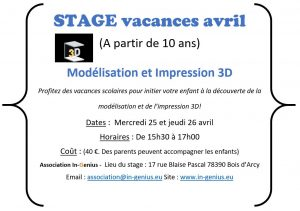 stage makers 3D